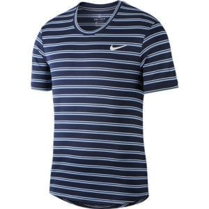 חולצת טניס נייקי NikeCourt Dri-FIT V Men's Graphic Tennis Top