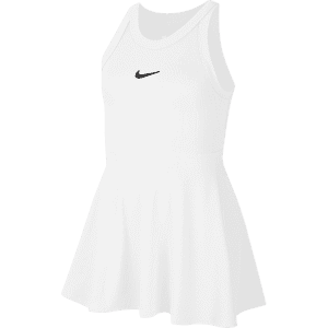 שמלת טניס לילדות נייקי NikeCourt Dri-FIT Girls Tennis Dress