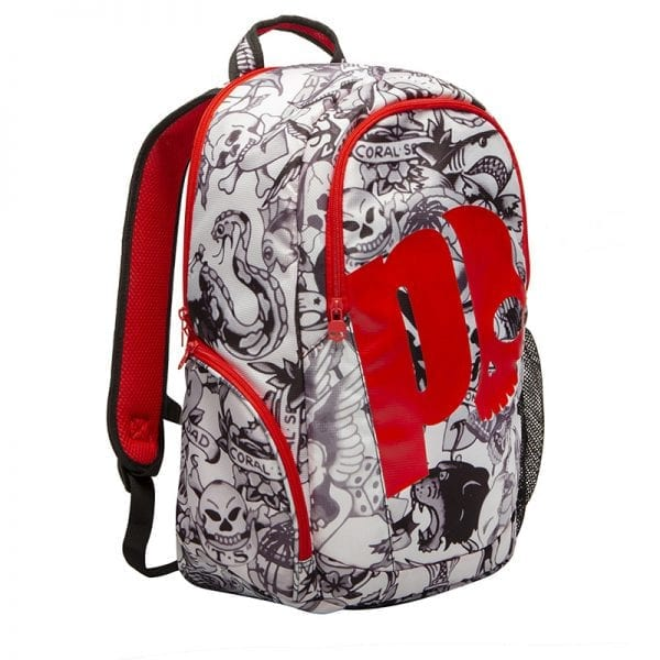 Prince by Hydrogen Tattoo Limited Edition Backpack תיק גב לטניס פרינס & הידרוג'ן