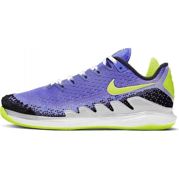 Nikecourt Air Zoom Vapor X Knit Womens נעלי טניס נשים נייקי