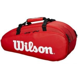 Wilson Tour 2 Compartnent Red Small וילסון